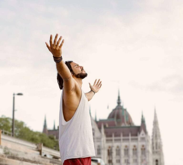 Naturalne oddychanie to zdrowe i długie życie